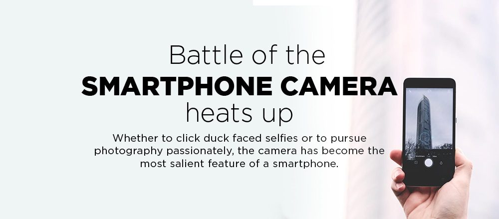 Battle of the Smartphone Cameras
