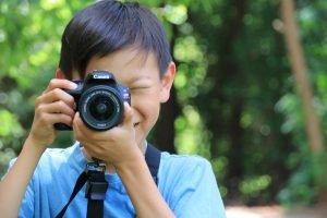 Teen Photography Worskhop